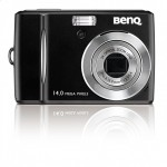 Główna nagroda: aparat BENQ C1430