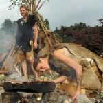Piknik archeologiczny Rydno